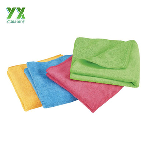 100% POLYESTER MICROFIBER CLEANING CLOTH TOWEL