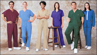 Custom Medical Scrubs / Uniforms