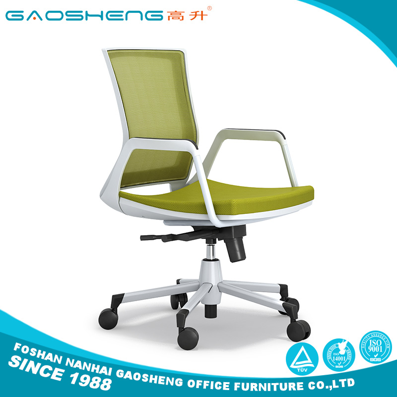 Modern revolving lift adjustable ergonomic mesh office chair