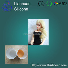 skin safe silicone raw material LH228808 silicone rubber