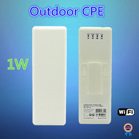 2.4GHz 1000mw High Power 150M Long Range Wireless Outdoor CPE / AP / Bridge / Client / Router