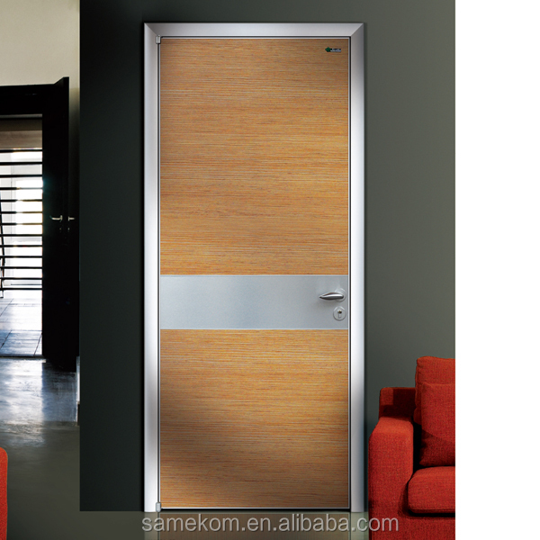 Best wood door design interior wood flush door fireproof Flush interior wood doors