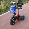 cheap mini powered gas powered three wheel scooter