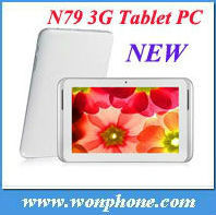 7inch Android Dual Core 3G Tablet PC Sanei N79