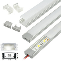 Surface Mount Aluminum Extrusion Profile LED