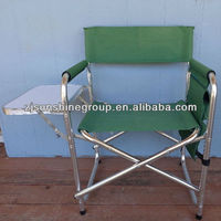 Deluxe Directors Chair with Side Table & Bag