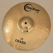 TE pearl cymbal set 14hihat16crash18crash20ride drum cymbal