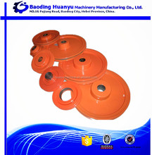 OEM Cast Iron Pulley For Ceramic Glazing Line