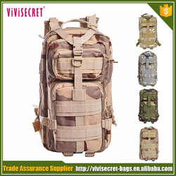 Camouflage military tactical backpack military woodland camo backpack