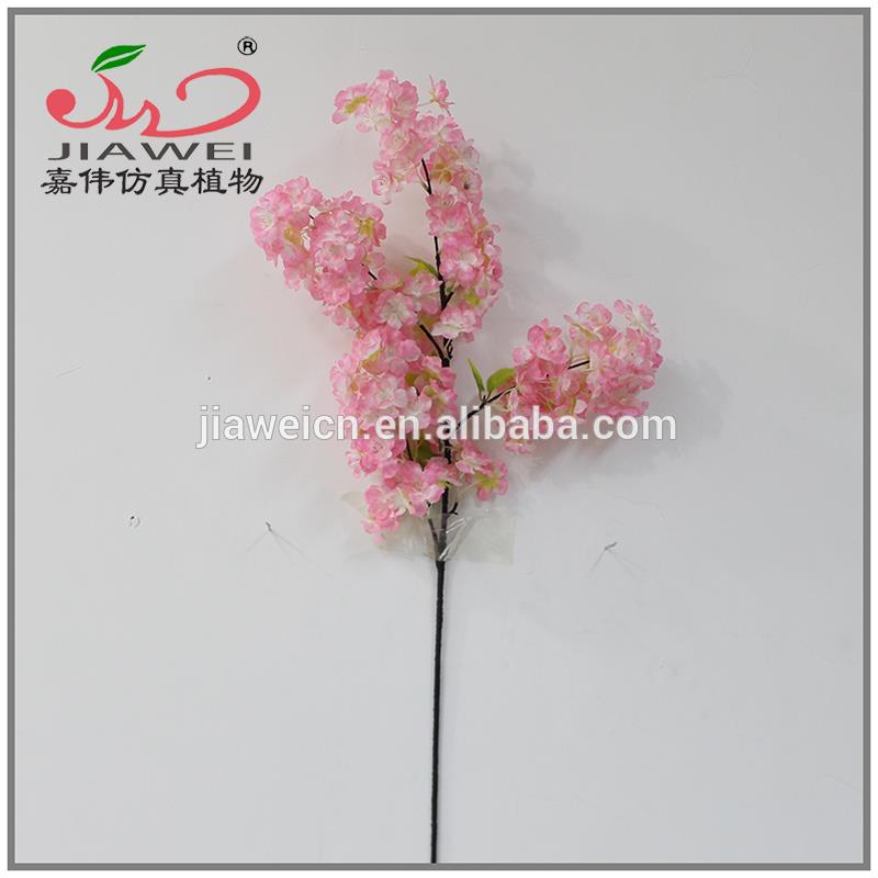 fake cherry blossom/sakura flower tree wedding decoration from factory