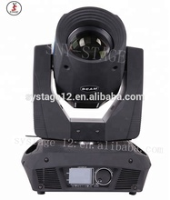 tv performance moving head r17 350w spot beam changeable pattern stage lighting
