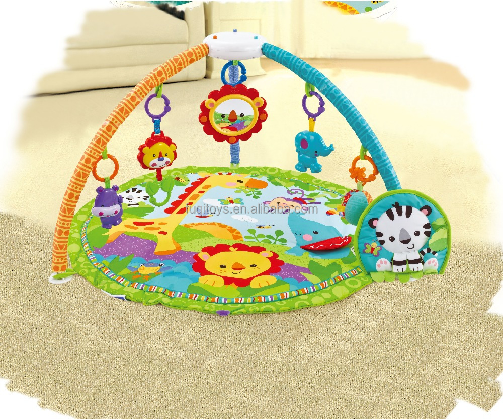 2016 New Fisher price similar baby playing mat