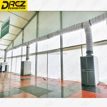 Drez 25 hp / 20 ton Tent Design Air-Ducted Air Conditioner for Large and Medium Tent