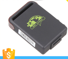 High quality Dual sim card CDMA/GSM Car GPS tracker long battery life gps tracker tk102