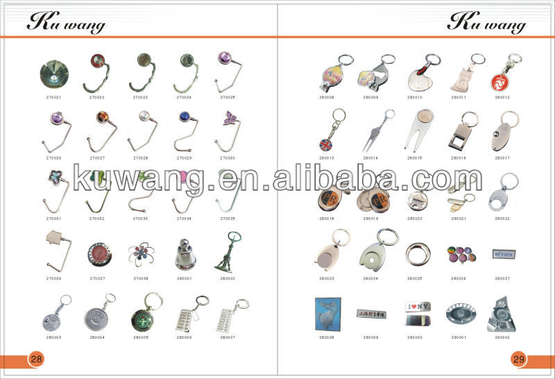 Promotion Epoxy Dome Bag Hanger