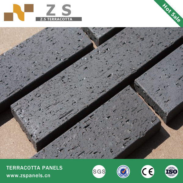 Terracotta Terra Cotta split tile brick tiles bricks Architecture ceramic tile CHINA factory long history