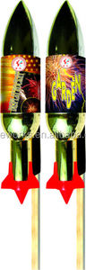 "2"" Thunder King Fireworks Rockets For Sale From China"