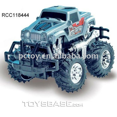 RC jeep cars toy 4 ways