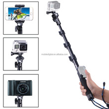 gopros accessories wireless monopod selfie stick for go pro hero4