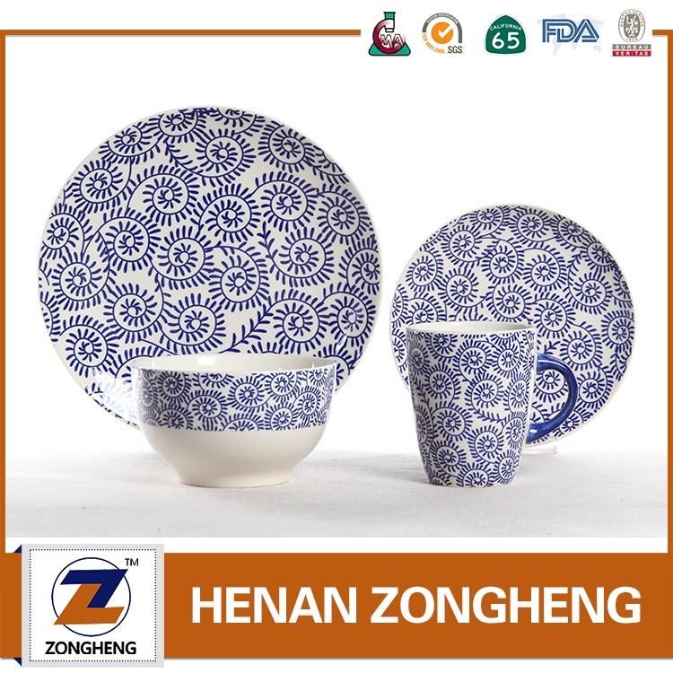 2016New Style Stoneware Dinnerware Sets for Sale