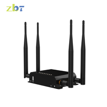 home 3g/ 4g 802.11 ac/n openwrt wifi router with sim card slot
