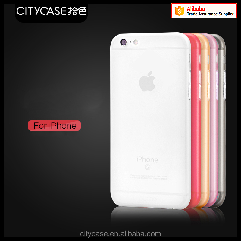 city&case cheap mobile phone case silicone for iPhone6 6s back cover