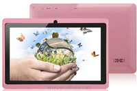 "7"" allwinner a13 mid tablet software download mini andorid tablet"