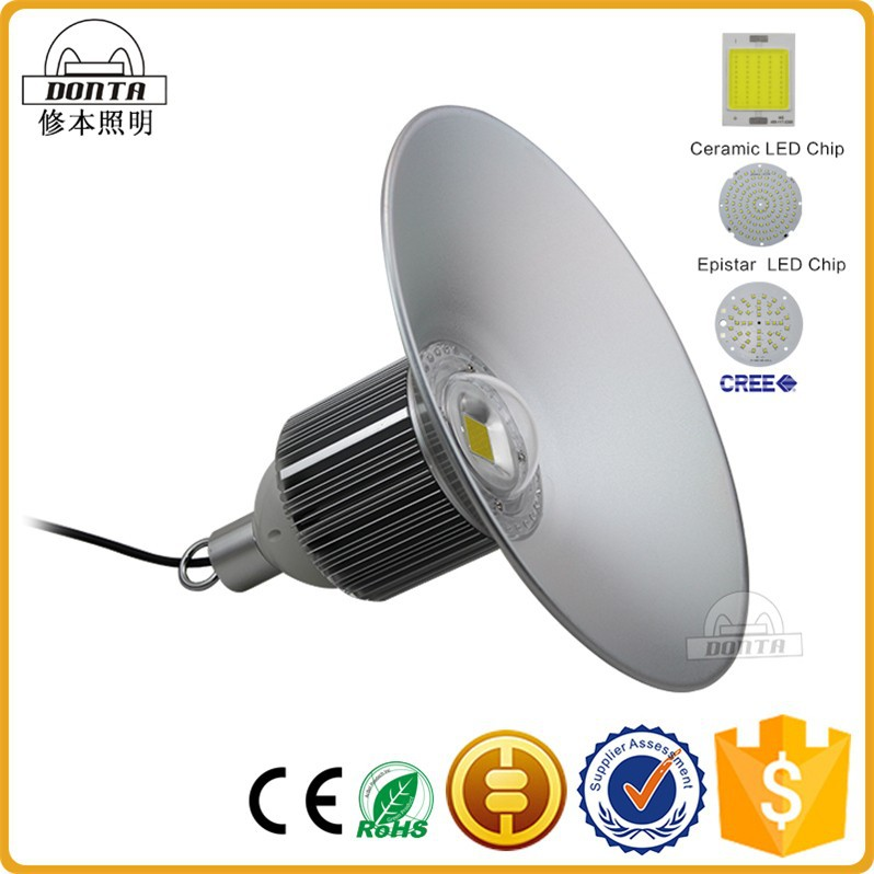 Patent Design Industrial High Bay Led Mining Lamps 50w