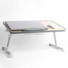 Portable Wood Camping Folding Table for Laptop