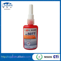 WD5077 Anaerobic Thread Sealant and Apply to Threaded Feature Under M36
