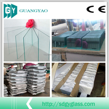 1.5mm Clear Sheet Picture Framing Glass with CE , ISO9001, BV