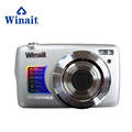 "OEM 8x Optical Zoom 2.7"" TFT LCD Display Compact Digital Camera"