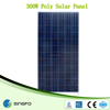 36v 260w 270w 280w 300w singfo solar panel in asian or africa market with certificates