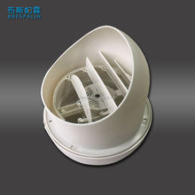 Greenhouse plastic 4 inch Small Size Ventilation Exhaust Fan for Bathroom