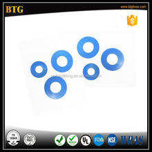 E-friendly Customized food grade silicone washer