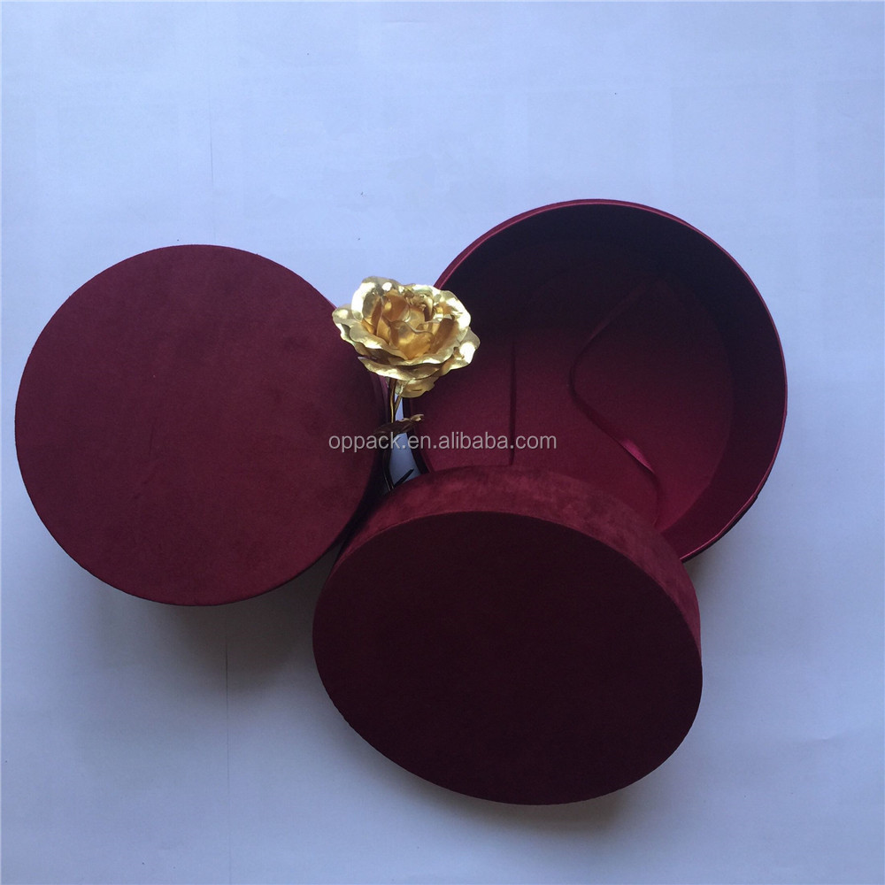 Wholesale and retail 2pcs/set preserved flower box.eternal box