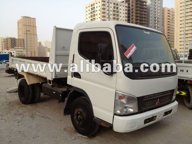 Used Mitsubishi Canter Fuso 3.5 Ton Tipper LHD 2009
