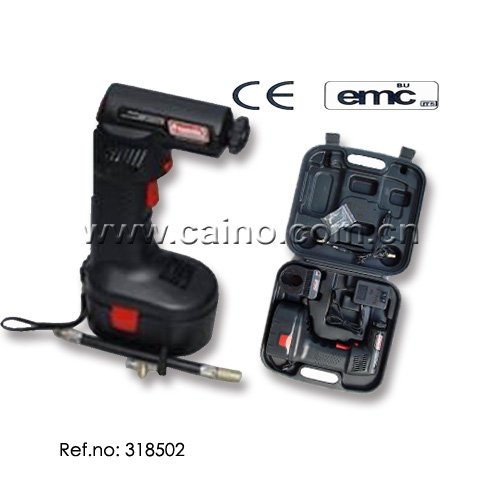 Rechargeable portable air compressor (318502)