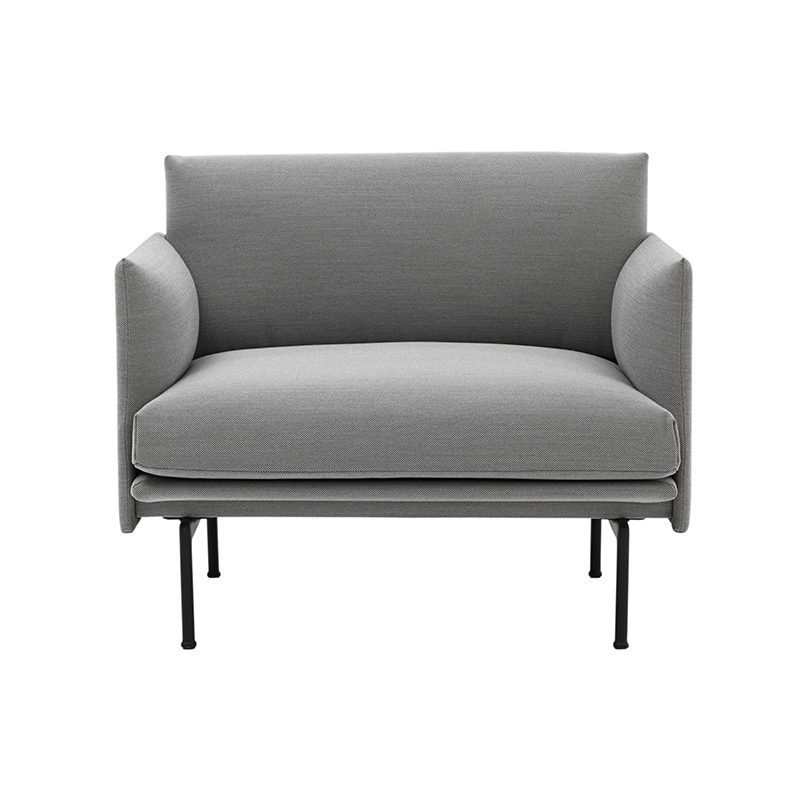 Modern Single Seater Design Color Fabric Couch Lounge Sofa With Steel Legs  Living Room Furniture/ - Buy Couch Sofa,Design Sofa,Living Room Furniture  ...