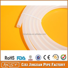 Supply UK, America USA FDA Milk Beer Water Medical & Food Grade Customed Silicone Hose Silicone Tube, Silicon Tube Small Size