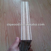 two times hot press marine mdf board for construction