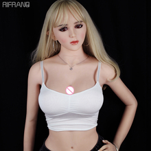 elf ear russian girl Full Body Silicone non Inflatable Sex Doll for men
