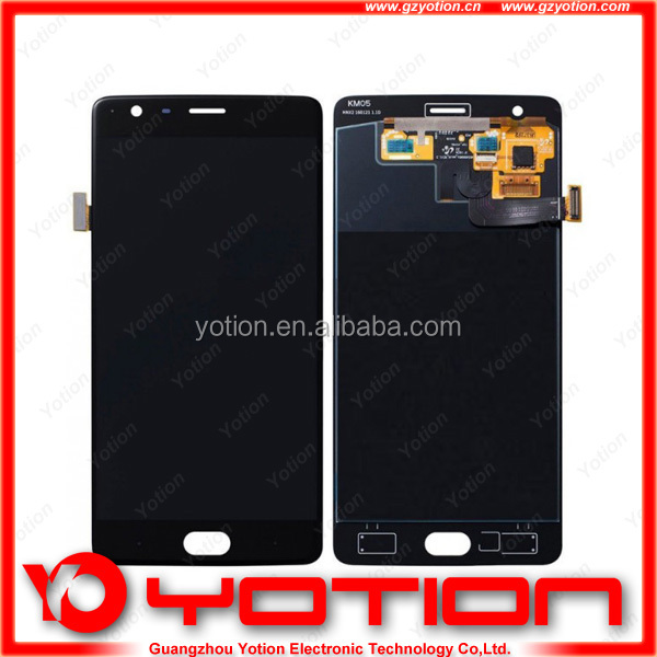 lcd screen for Oneplus 3 three lcd and touch digitizer