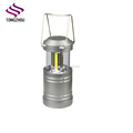 Portable Outdoor COB Camping Lantern Outdoor Flashlight with magnetic