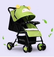 Full canopy seebaby stroller baby cradle stand baby carriage