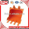 standard type Construction machinery Excavator Bucket with high qulity