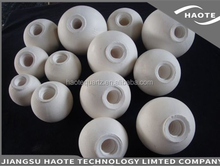 Refractory hollow aluminum ceramic crucible ball for melting