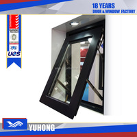 aluminum window louver awning with high air tightness