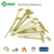 Factory sale assorted colors bamboo knotted skewer