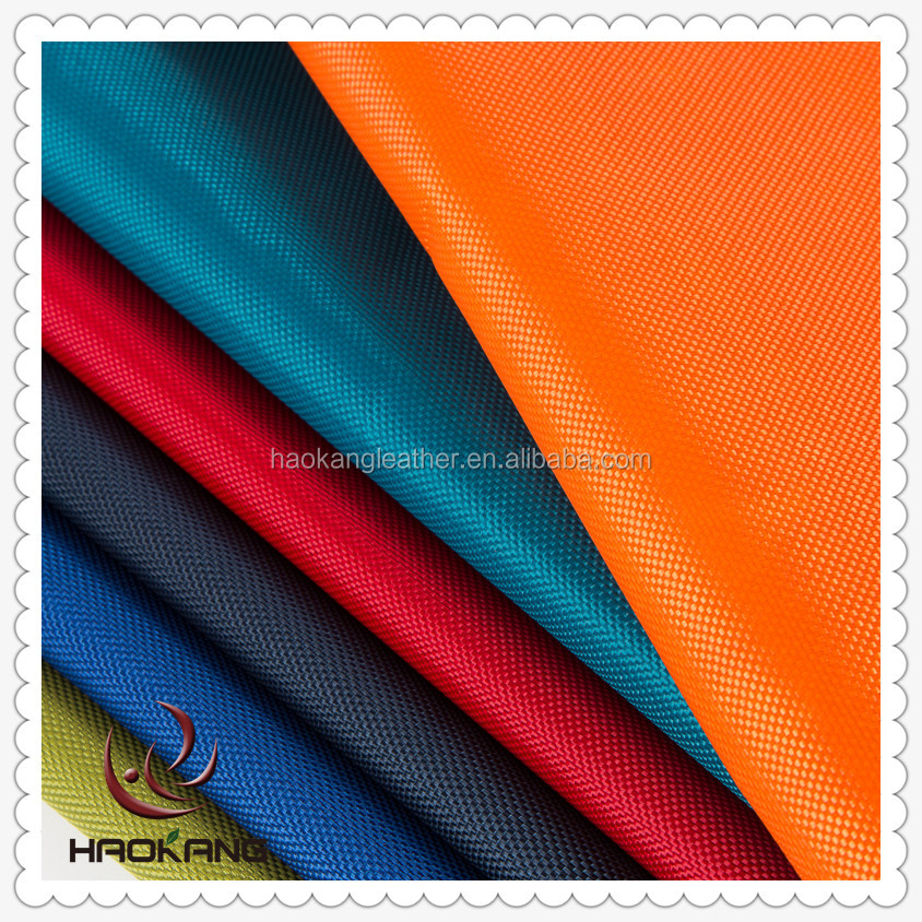 1680d double yarn pvc oxford for making backpack